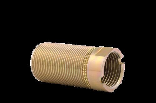 décolletage insert laiton, bronze
